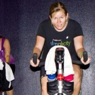 Slimplicity (helped me lose 40 lbs), spin at 24hour fitness