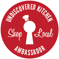 AMBASSADOR BADGE DESIGN 150x150 - Undiscovered Kitchen A Digital Farmers Market For Small Batch Artisan Food And Gifts